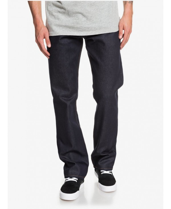 QUIKSILVER - Jean tapered -...