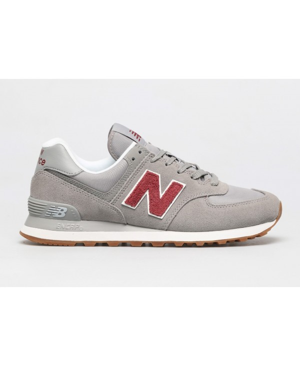 NEW BALANCE - Sneakers - gris